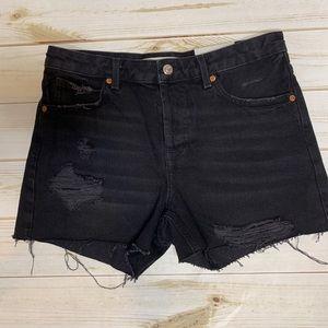 Topshop Moto Ashley Ultimate Vintage Mid-Rise Jean